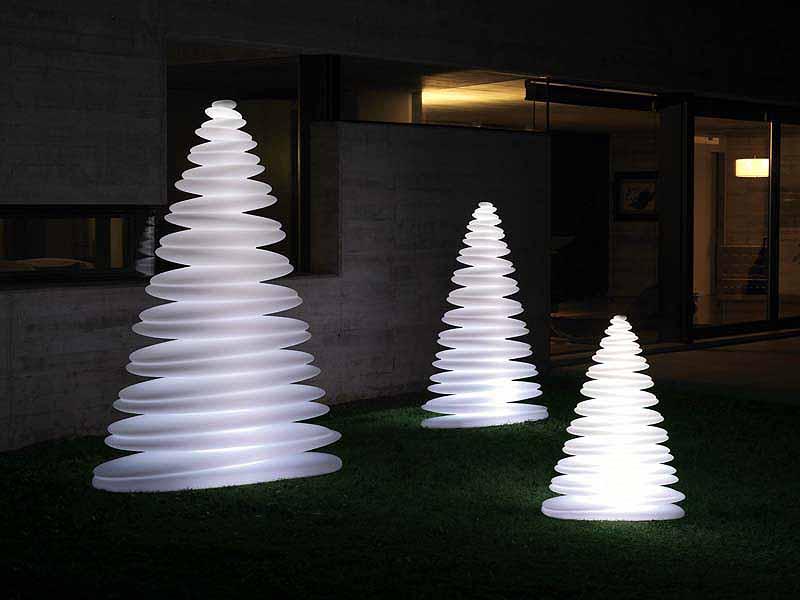 Светящийся Новогодний интерьер - фото 3