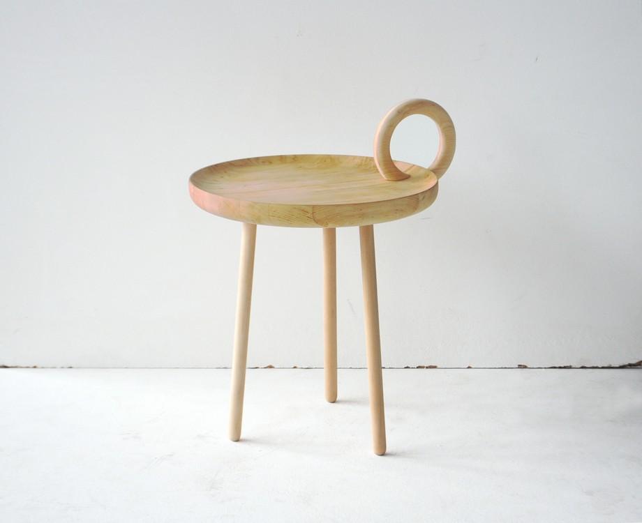 Столик O-table от Ola Giertz Designstudio