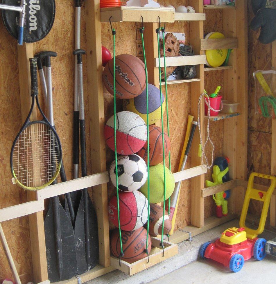Идеи хранения и организации пространства.