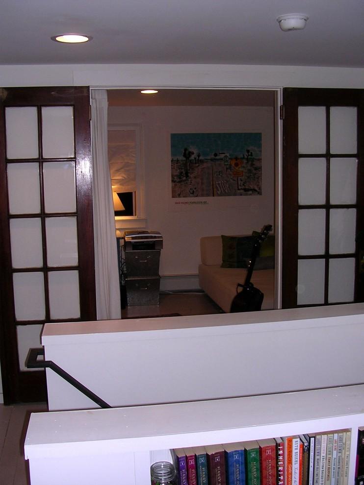 Гостевая небольшого особняка в США