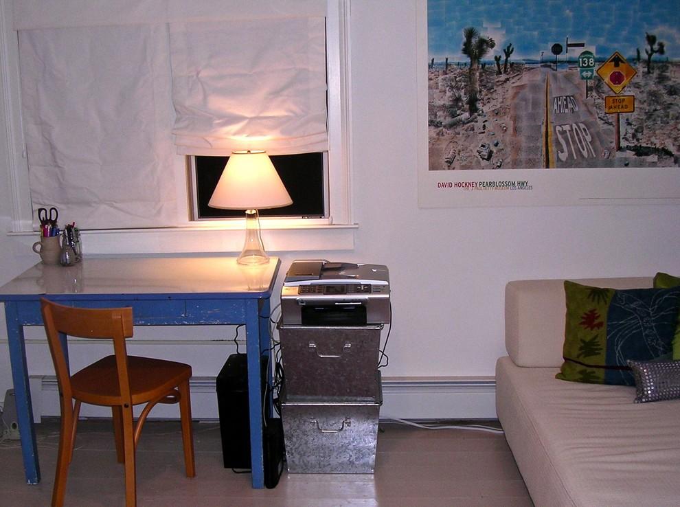Кабинет небольшого особняка в США