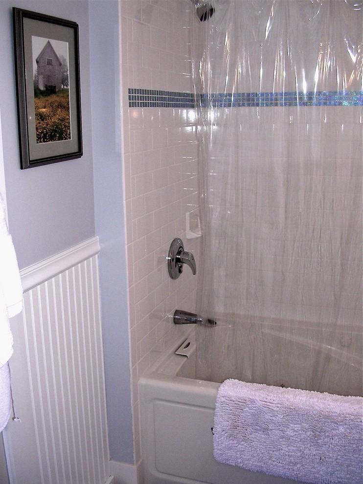 Ванная небольшого особняка в США