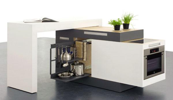 Многофункциональный кухонный уголок
