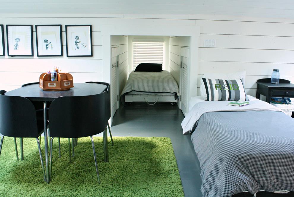 Ниша для дополнительного спального места