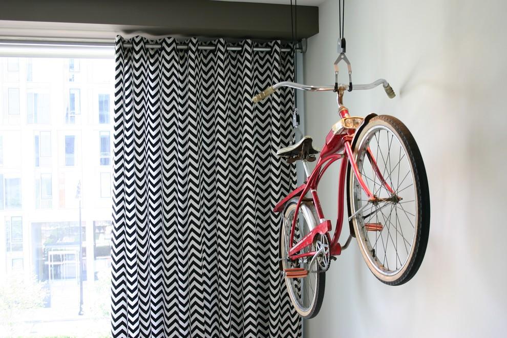 Подвесной механизм для велосипеда