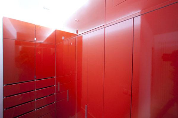 Большой шкаф