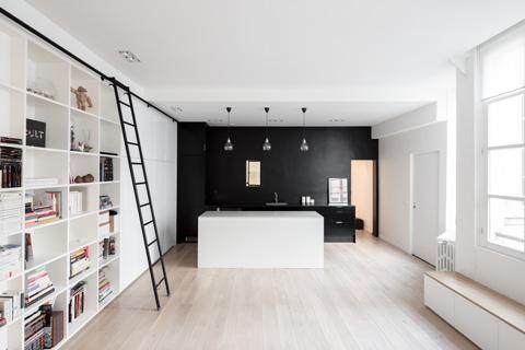 Оформление маленькой квартиры от Lina Lagerström