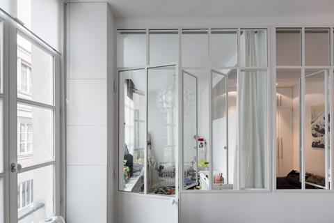 Перегородки в оформлении маленькой квартиры