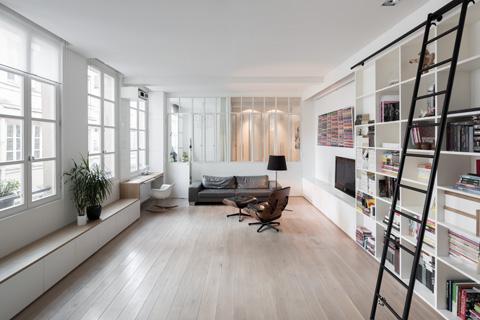 Оформление маленькой квартиры в скандинавском стиле