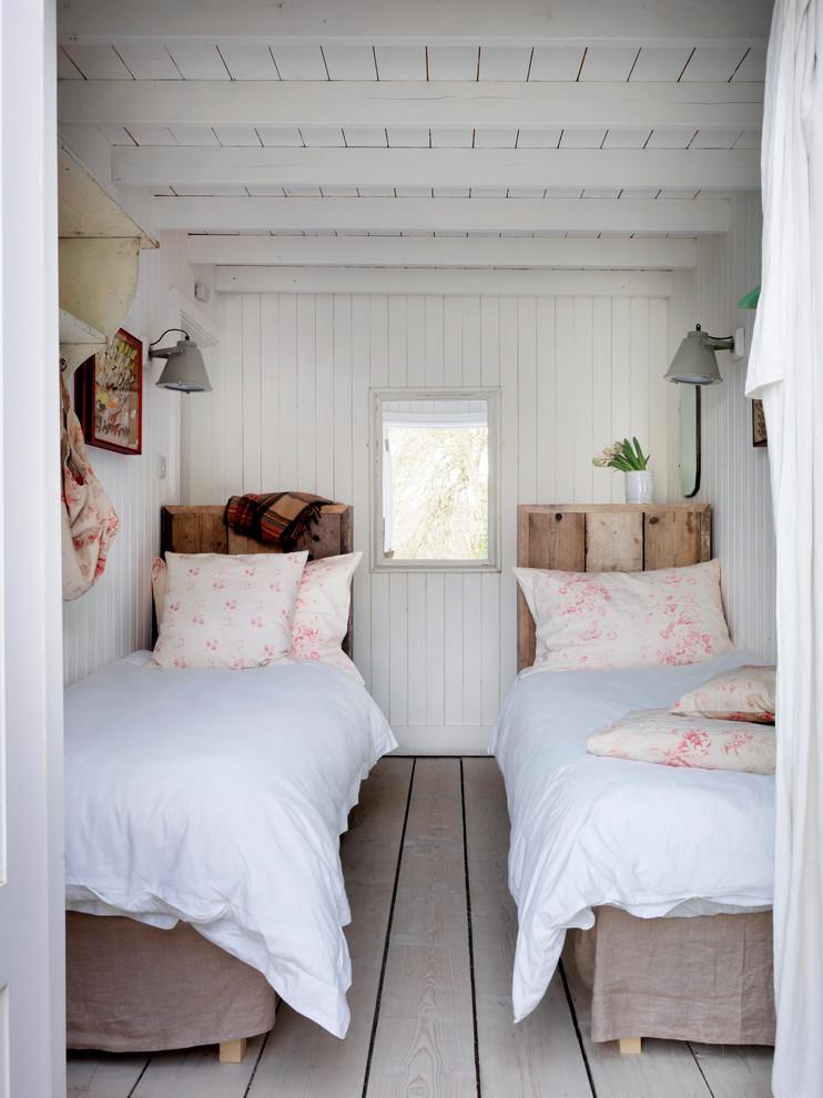 Интерьер спальни для двух человек