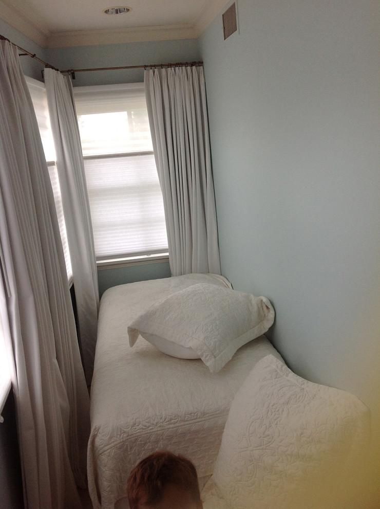 Маленькая спальня до ремонта