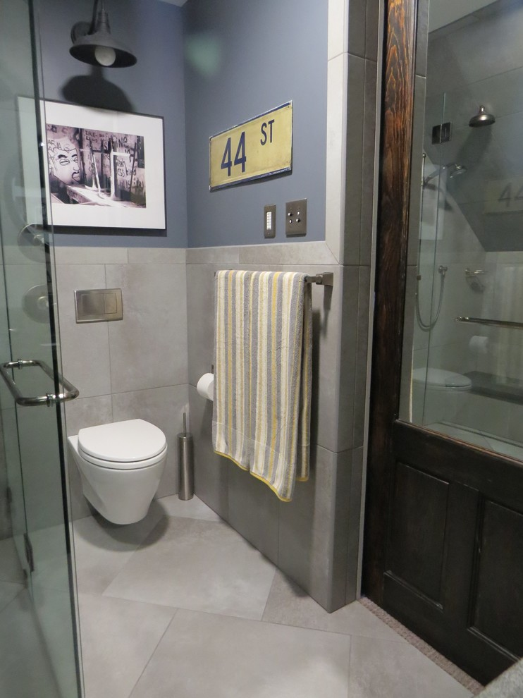 Туалет после ремонта