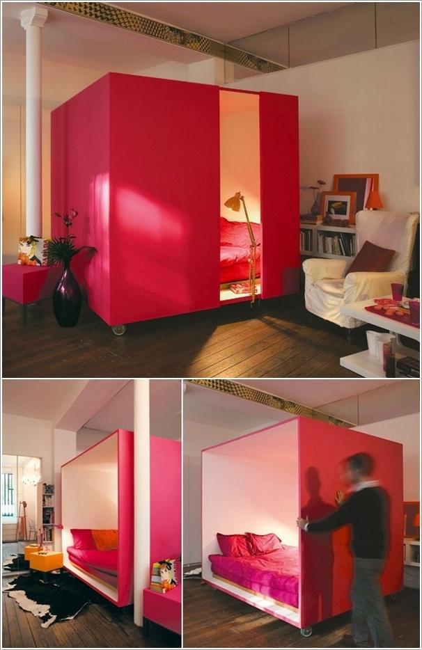 Передвижная спальня