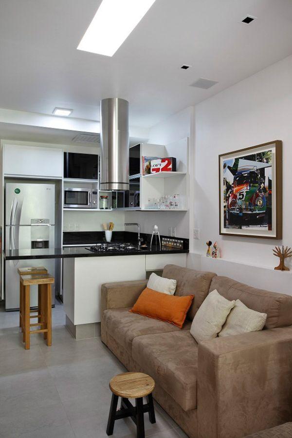 Квартира студия прямоугольная 25 кв.м дизайн