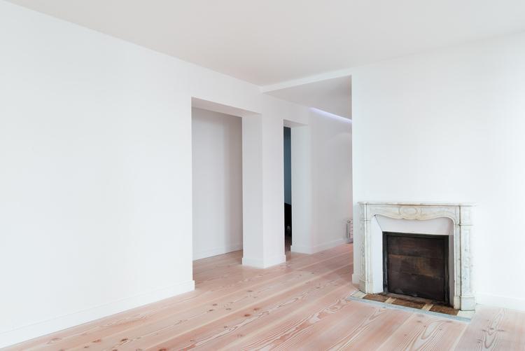 Открытая планировка в квартире
