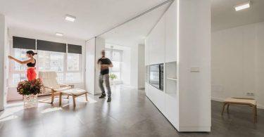 Стены-трансформеры в квартире
