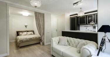 39 лучших фото трфнсформации однокомнатной квартиры в двухкомнатную