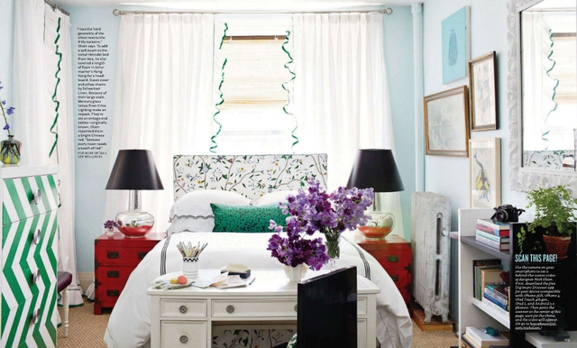 Столик для завтрака в спальне - фото 2