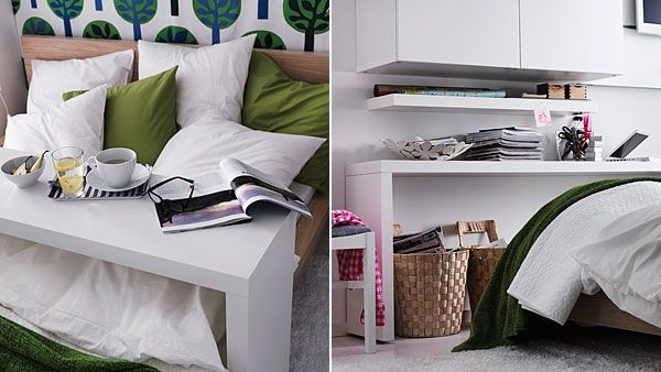 Столик для завтрака в спальне - фото 1