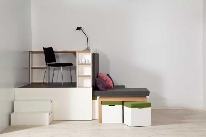 Мебель-трансформер для гостиной - фото 1