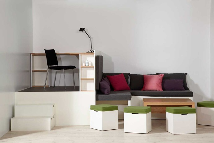 Мебель-трансформер для гостиной - фото 2