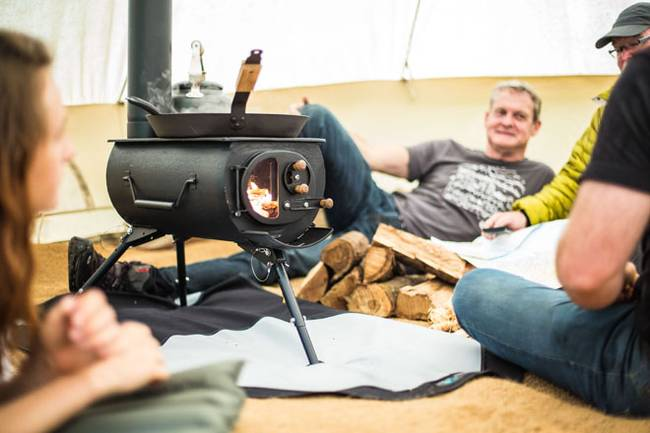 Портативная печка Frontier Plus - фото 7