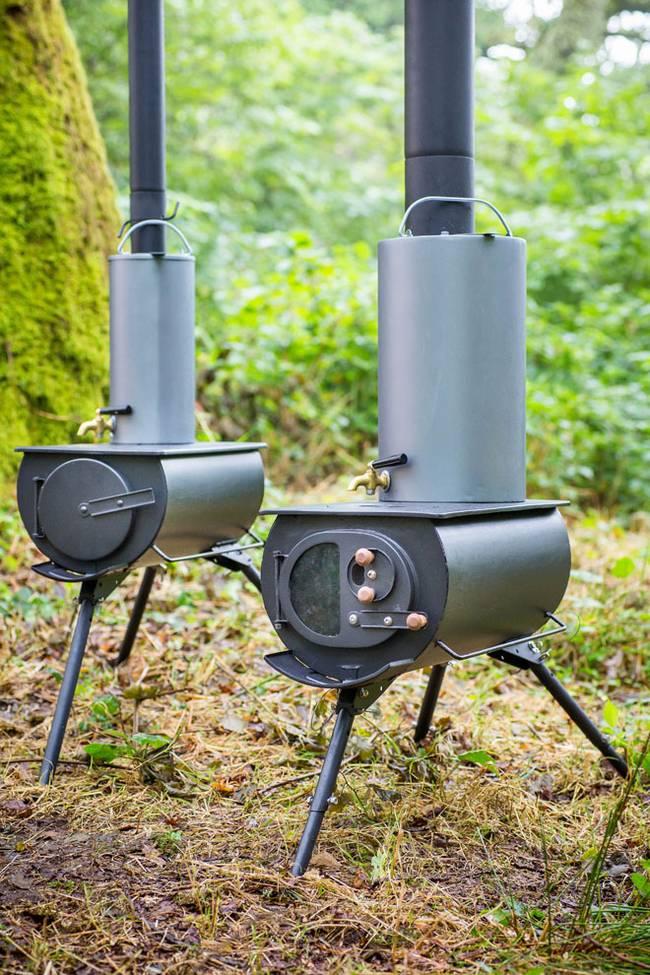 Портативная печка Frontier Plus - фото 9
