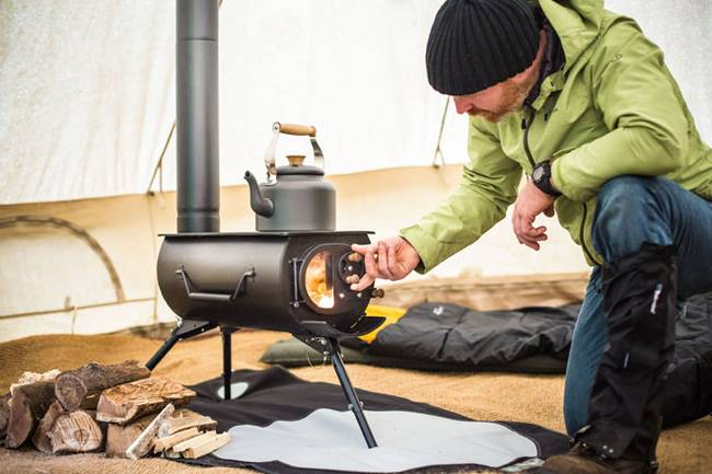 Портативная печка Frontier Plus - фото 6