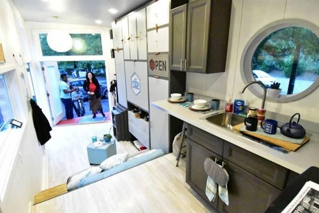 Дизайн интерьера маленького дома: фото. Двери всегда открыты для новых гостей