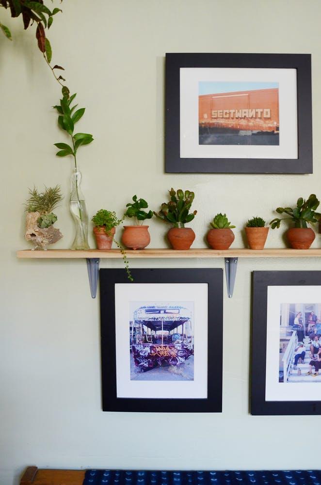 Природные мотивы в интерьере квартиры - фото 22