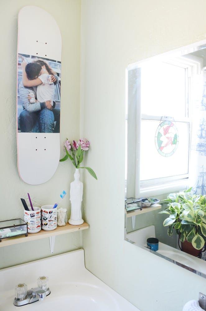 Природные мотивы в интерьере квартиры - фото 27