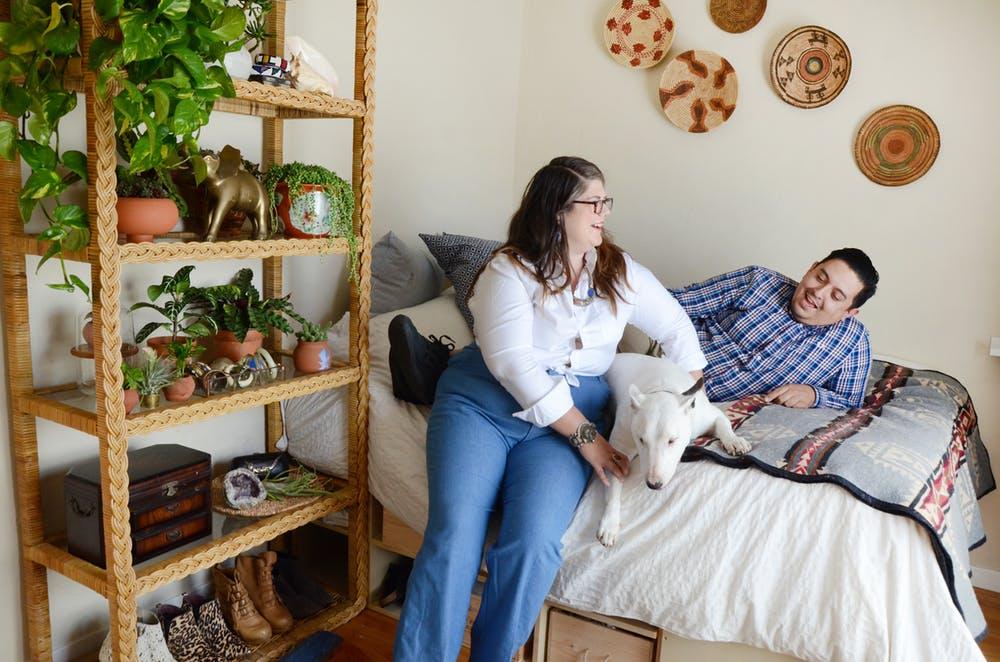 Природные мотивы в интерьере квартиры - фото 2