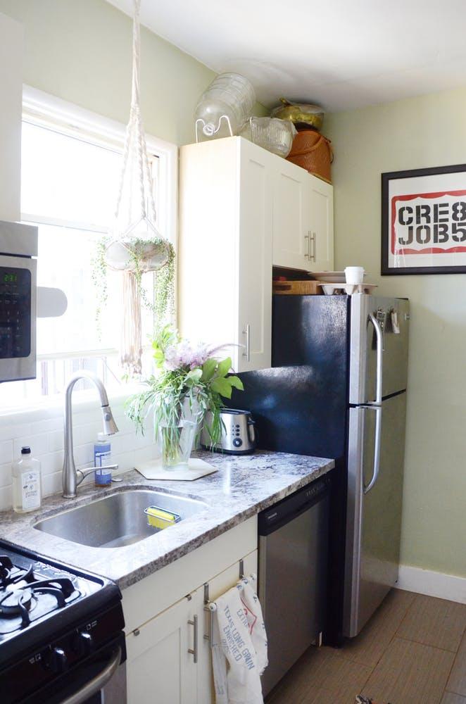 Природные мотивы в интерьере квартиры - фото 23