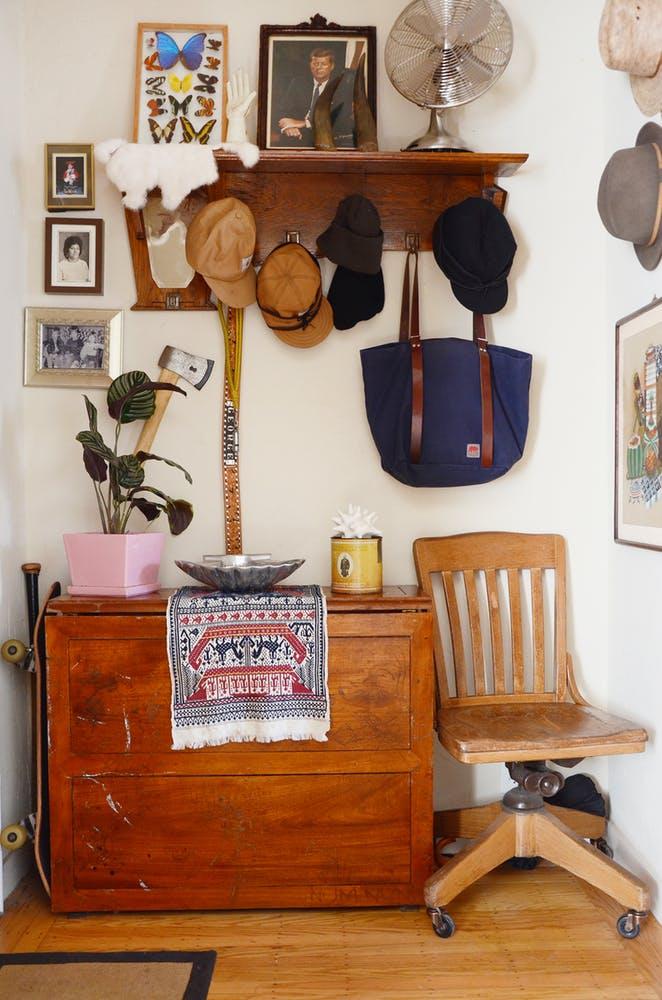 Природные мотивы в интерьере квартиры - фото 8