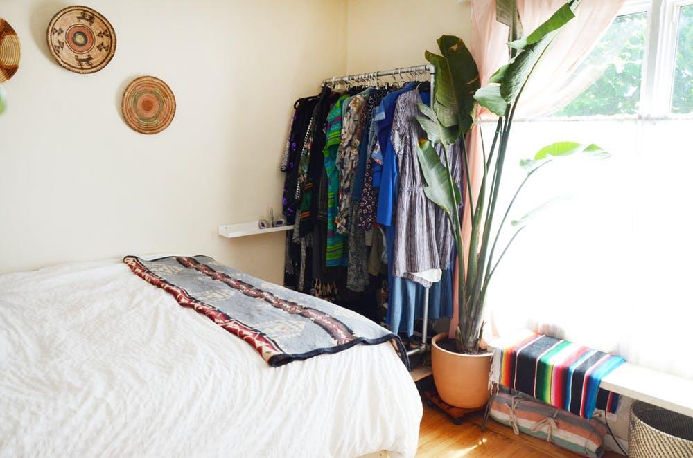 Природные мотивы в интерьере квартиры - фото 13