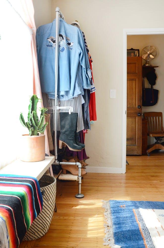 Природные мотивы в интерьере квартиры - фото 12