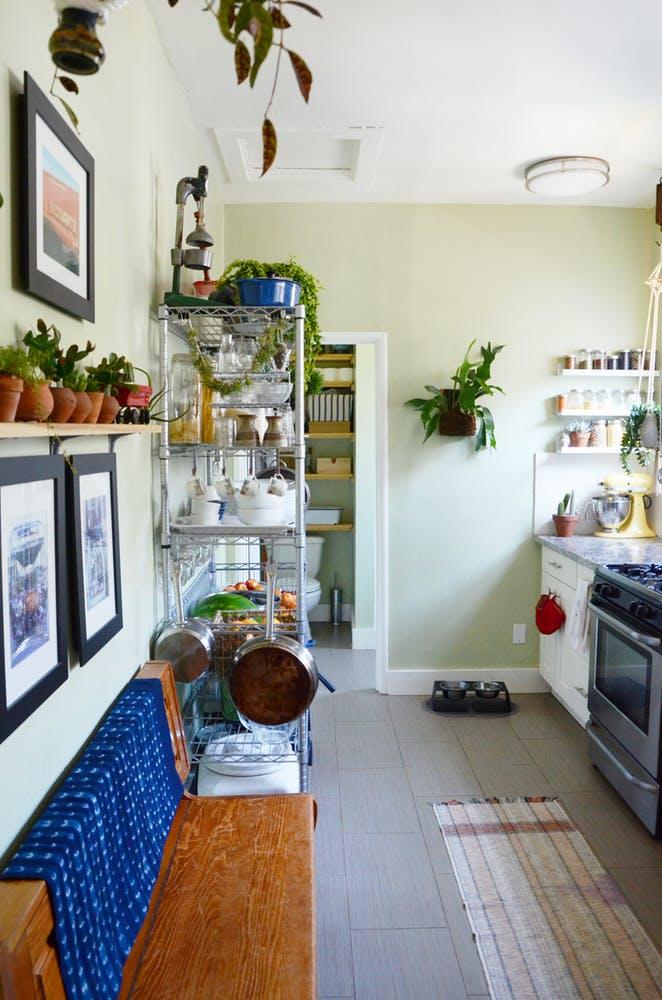 Природные мотивы в интерьере квартиры - фото 3