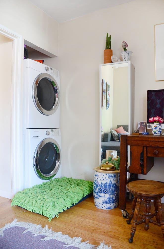 Природные мотивы в интерьере квартиры - фото 19