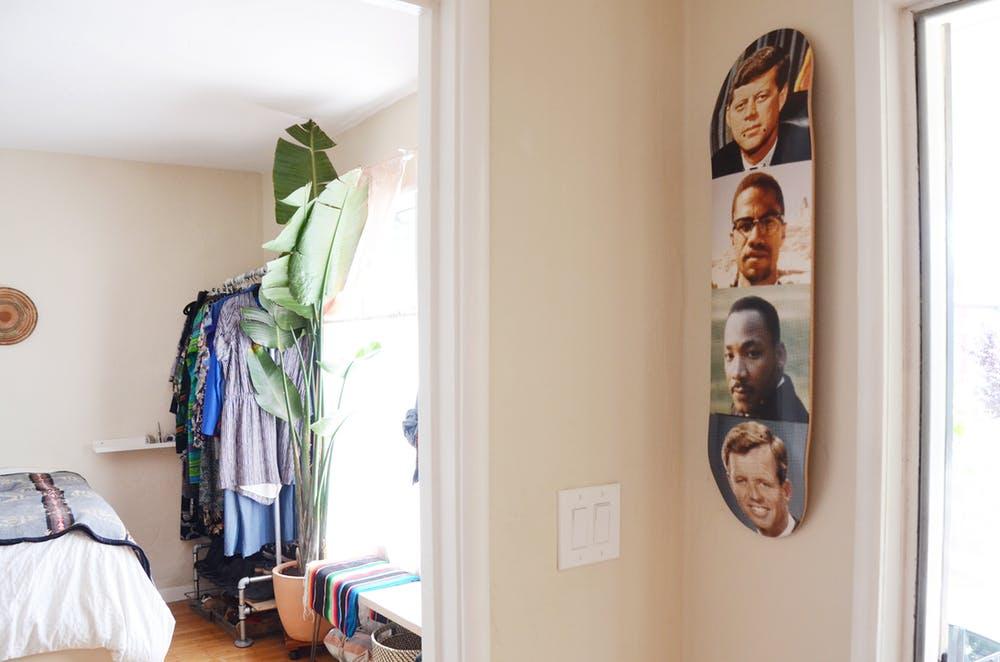 Природные мотивы в интерьере квартиры - фото 7