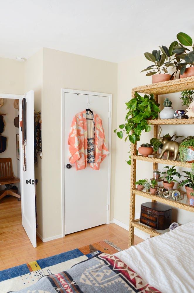 Природные мотивы в интерьере квартиры - фото 11