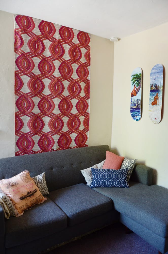 Природные мотивы в интерьере квартиры - фото 17