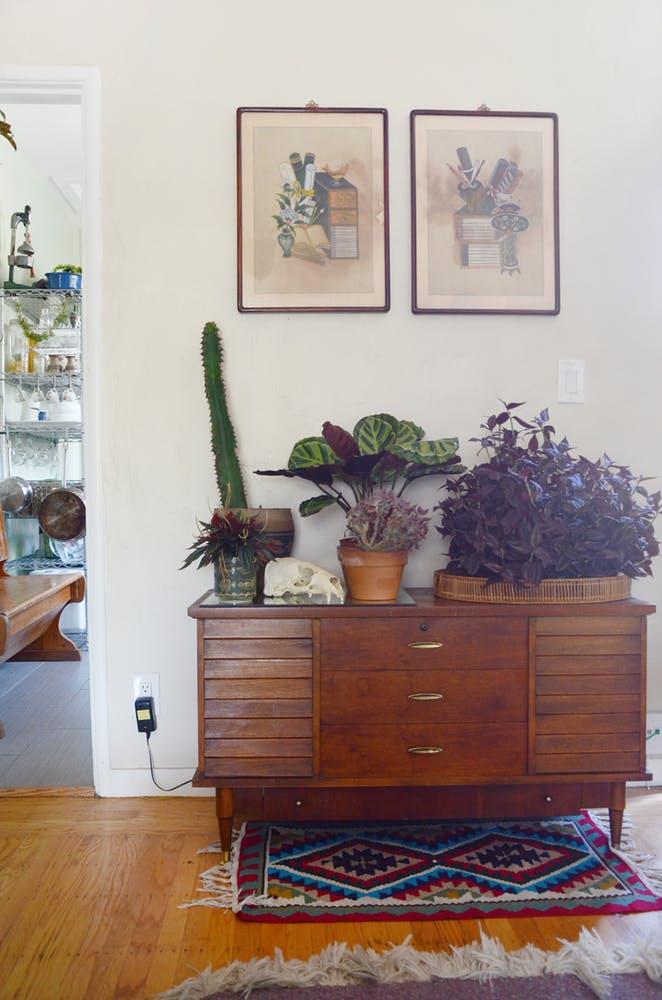 Природные мотивы в интерьере квартиры - фото 20