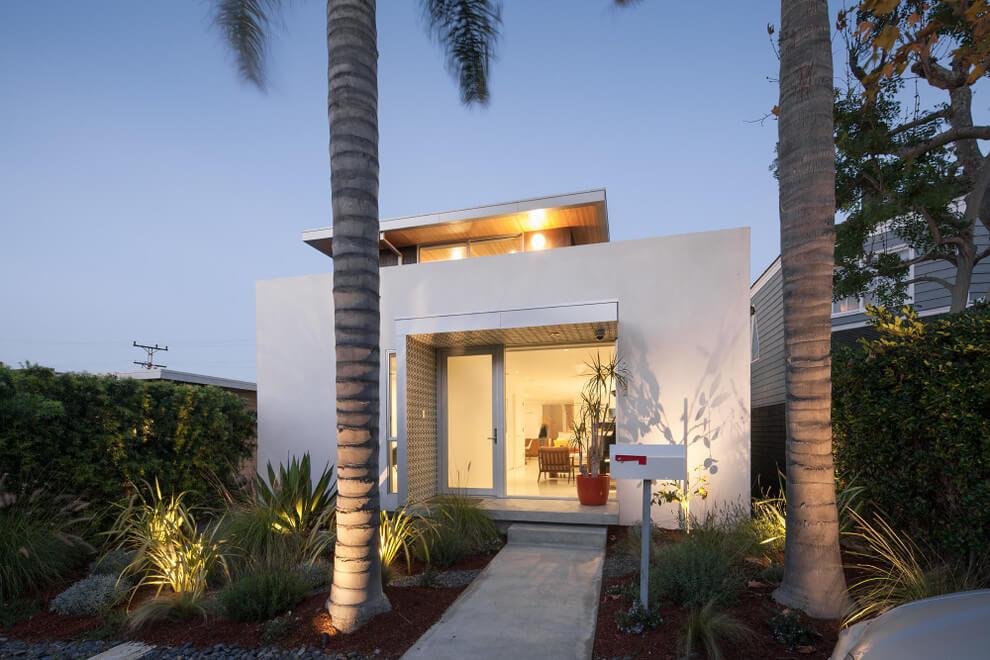 Красивый проект дома на маленьком участке