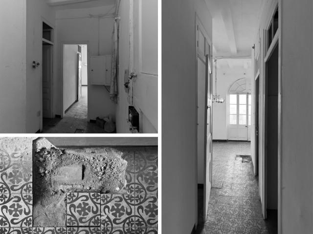 Проект мини квартиры до ремонта