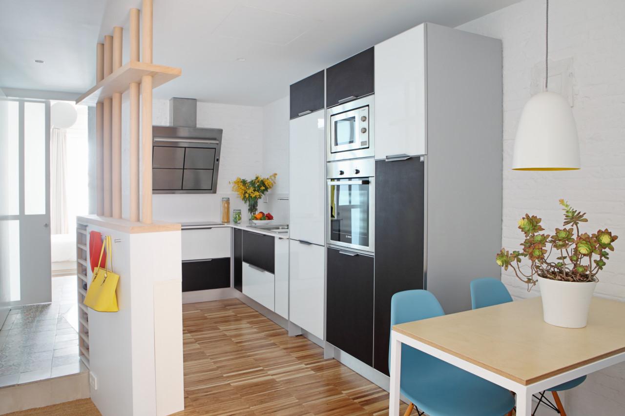 Проект мини квартиры в Испании