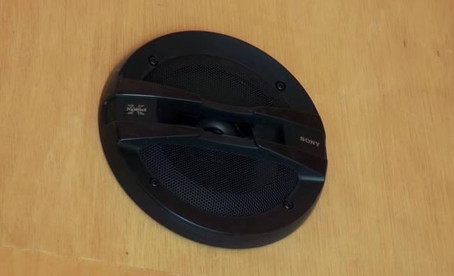 Аудиосистема в очень маленьком доме