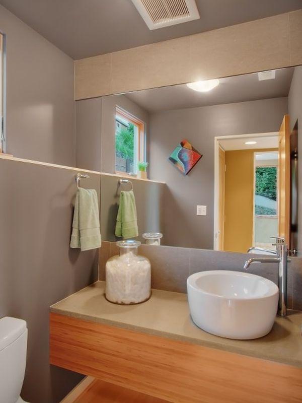 Small sink bathroom