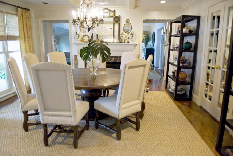 Столовая в частном доме