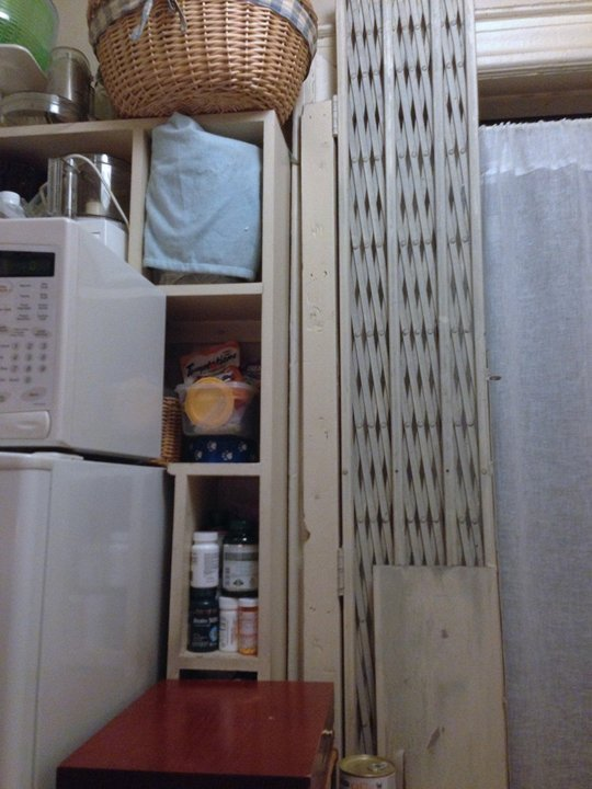 Интерьер кухни до ремонта