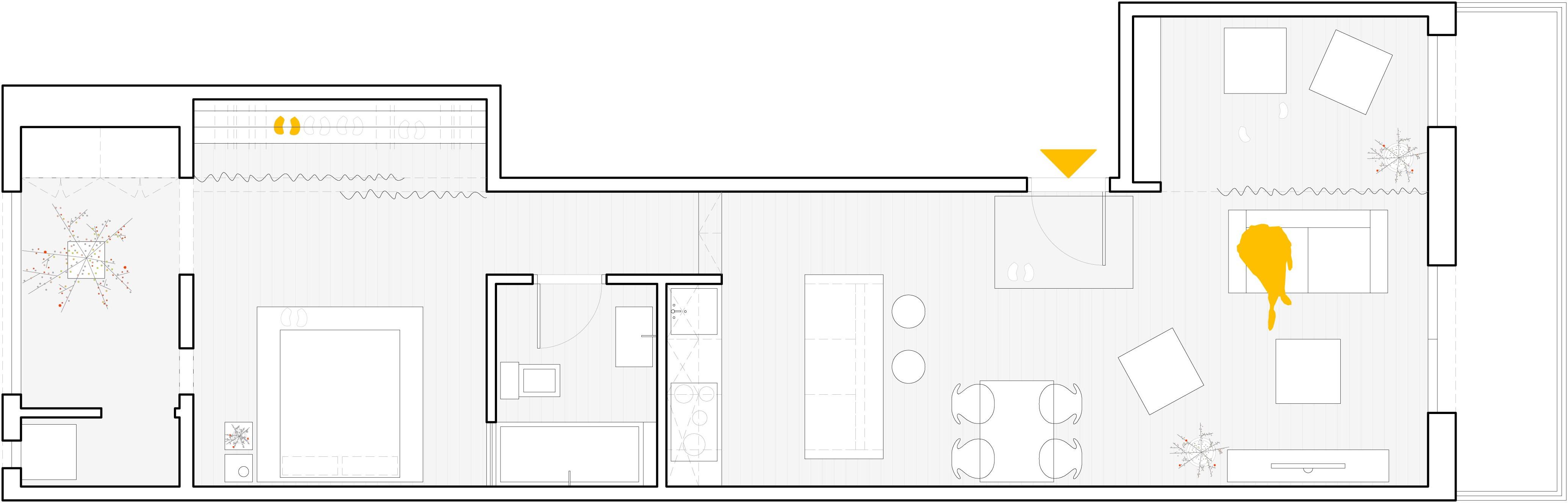 Планировка квартиры в Барселоне